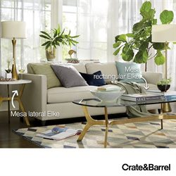 Ofertas de Crate & Barrel  en el folleto de Lima