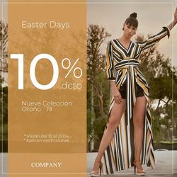 Ofertas de Company  en el folleto de Lima