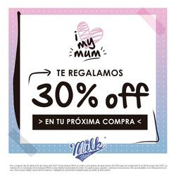 Ofertas de Maquillaje  en el folleto de Milk Blues en Piura