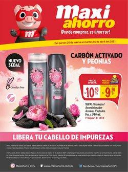 Catálogo MaxiAhorro ( Vencido)