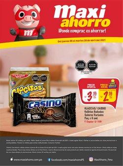 Catálogo MaxiAhorro ( Publicado hoy)
