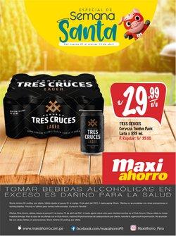 Catálogo MaxiAhorro ( Vence mañana)