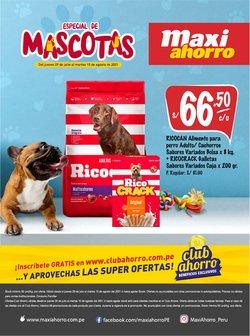 Catálogo MaxiAhorro ( 9 días más)