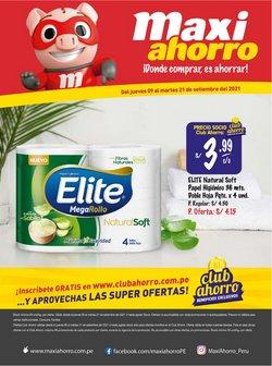 Ofertas de Supermercados en el catálogo de MaxiAhorro ( 2 días más)