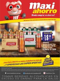 Ofertas de Supermercados en el catálogo de MaxiAhorro ( 8 días más)