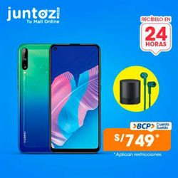 Ofertas de Tiendas por departamento en el catálogo de Juntoz.com en Huacho ( Caduca mañana )