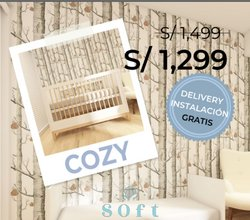 Ofertas de Soft en el catálogo de Soft ( 17 días más)