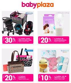 Ofertas de Juguetes, Niños y Bebés en el catálogo de Baby Plaza ( Caduca hoy )