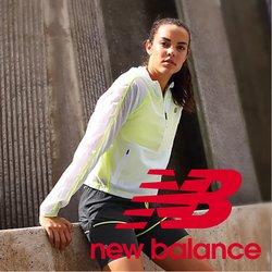Ofertas de New Balance en el catálogo de New Balance ( 19 días más)