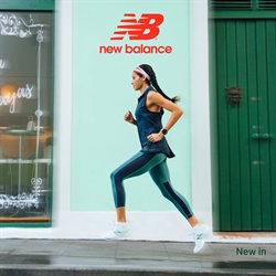 Ofertas de Zapatillas de running  en el folleto de New Balance en Cusco