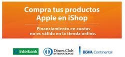Ofertas de iShop  en el folleto de Lima