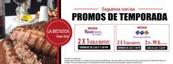 Ofertas de La Bistecca  en el folleto de Lima