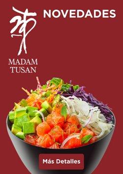 Ofertas de Madam Tusan en el catálogo de Madam Tusan ( Publicado hoy)
