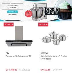 Catálogo Kitchen Center ( 17 días más)