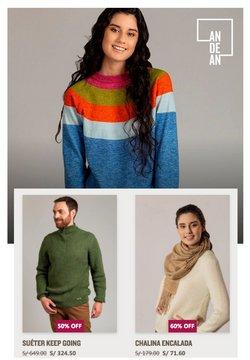 Ofertas de Andean en el catálogo de Andean ( 4 días más)