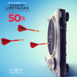 Ofertas de Audiomusica  en el folleto de Lima