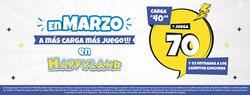 Ofertas de Happyland  en el folleto de Lima