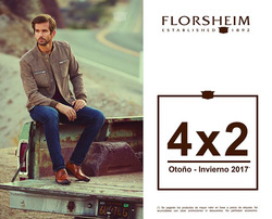 Ofertas de Florsheim  en el folleto de Lima