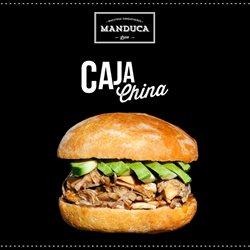 Ofertas de Comida rápida  en el folleto de Manduca en Lima