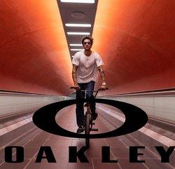 Ofertas de Oakley en el catálogo de Oakley ( 30 días más)