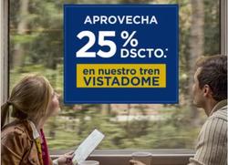 Ofertas de Perúrail  en el folleto de Lima
