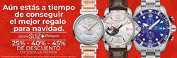 Ofertas de centro suizo relojero  en el folleto de Lima