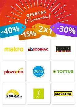 Ofertas de Supermercados en el catálogo de Promo Tiendeo en Huacho ( 6 días más )