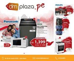 Ofertas de Tiendas por departamento en el catálogo de DM Plaza ( Vence hoy)