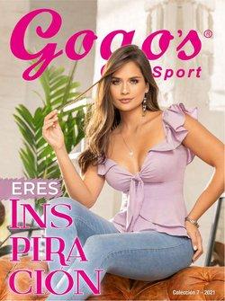 Catálogo Gogo's Sport ( 16 días más)