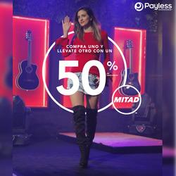 Ofertas de Payless  en el folleto de Lima