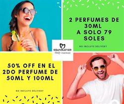 Ofertas de Equivalenza  en el folleto de Lima