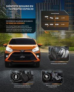Ofertas de Frenos en Toyota
