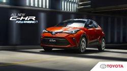 Ofertas de Toyota en el catálogo de Toyota ( Más de un mes)