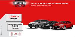 Cupón Toyota en Chiclayo ( 11 días más )
