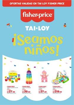 Ofertas de Tiendas por departamento en el catálogo de Tai Loy ( 8 días más)