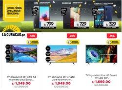 Ofertas de Tecnología y Electrónica en el catálogo de La Curacao ( 2 días más)