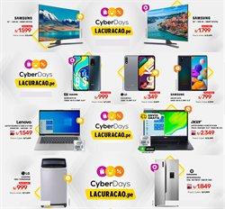 Ofertas de Tecnología y Electrónica en el catálogo de La Curacao en Trujillo ( Caduca mañana )