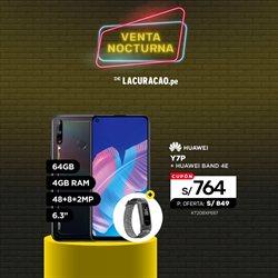 Ofertas de Tecnología y Electrónica en el catálogo de La Curacao en Arequipa ( Caduca hoy )