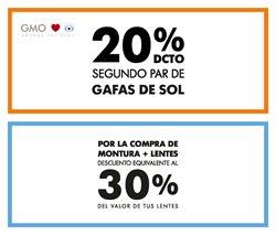 Ofertas de Farmacias y Ópticas en el catálogo de Ópticas GMO en Chimbote ( Más de un mes )