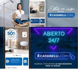 Ofertas de Ferretería y Construcción en el catálogo de Cassinelli ( 9 días más)