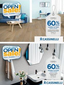 Catálogo Cassinelli ( 3 días más)