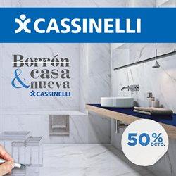 Catálogo Cassinelli en Piura ( Caduca mañana )