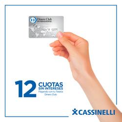 Ofertas de Cassinelli  en el folleto de Piura