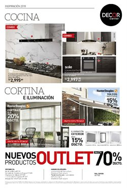 Ofertas de Encimera de cocina  en el folleto de Decor Center en Lima
