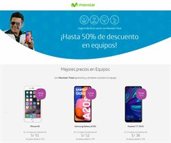 Ofertas de Movistar  en el folleto de Chiclayo