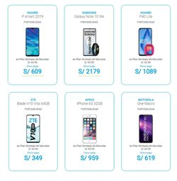 Ofertas de Apple en Movistar