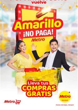 Catálogo Metro ( 23 días más)