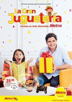 Catálogo Metro ( 2 días publicado )