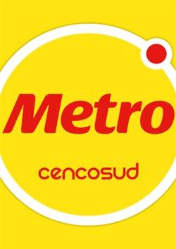 Catálogo Metro ( 21 días más )