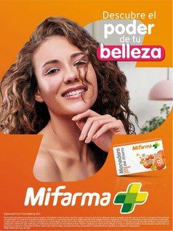 Ofertas de Salud y Farmacias en el catálogo de Mifarma ( 9 días más)